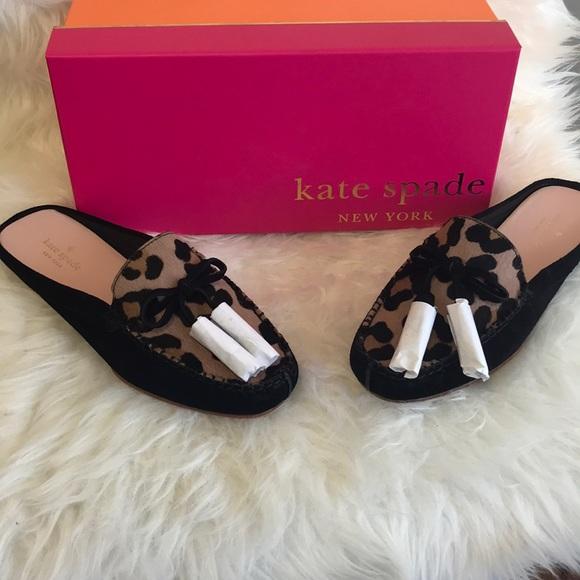 c07bd9128c14 Kate Spade ♤ New York Matilda Calf Hair Mules
